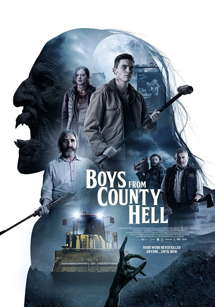 دانلود فیلم Boys from County Hell 2020